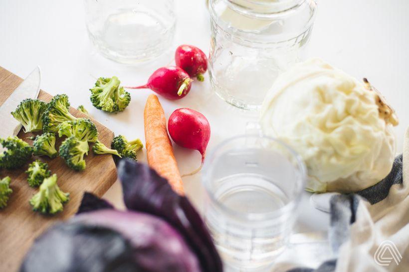 #GutHealth: Ako na domácu fermentovanú zeleninu