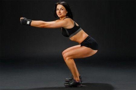 Efektivní cvičení svlastní vahou