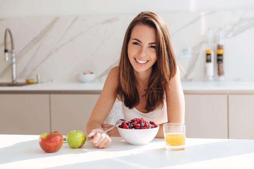 10 zdravých potravín, ktoré majú až smiešne málo kalórií