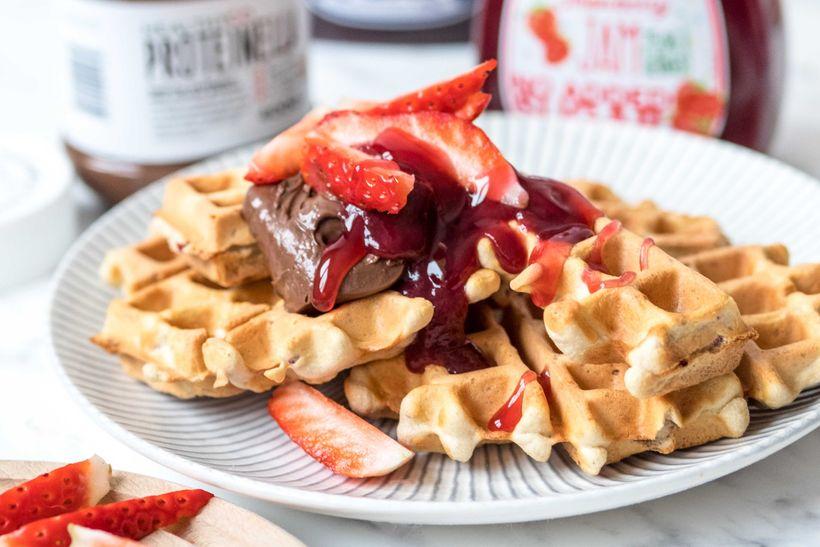 Týchto 10 lahodných proteínových receptov si zamilujete!