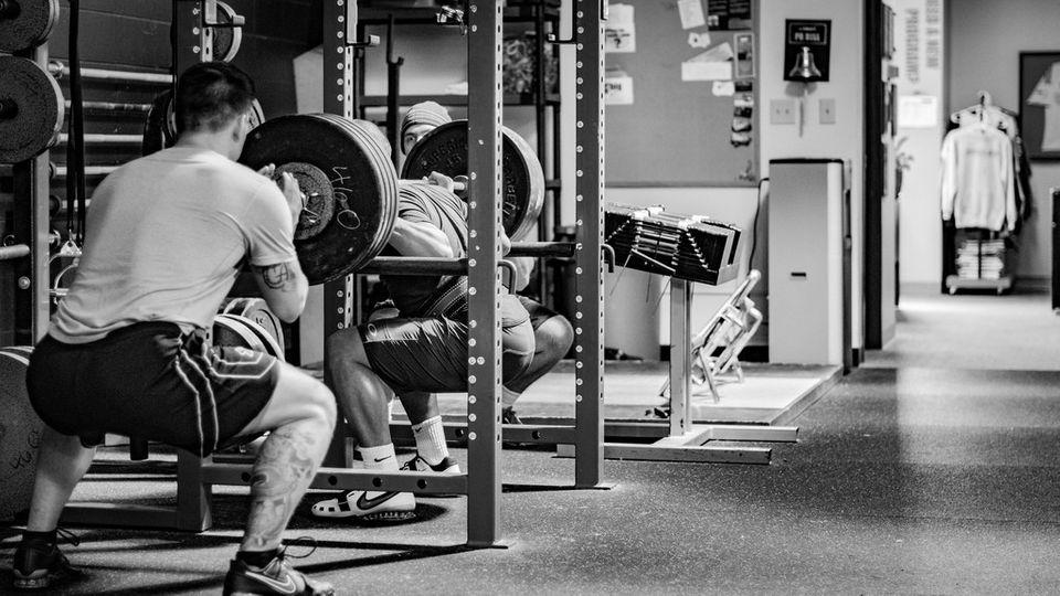 3 rady pro efektivní trénink maximální síly