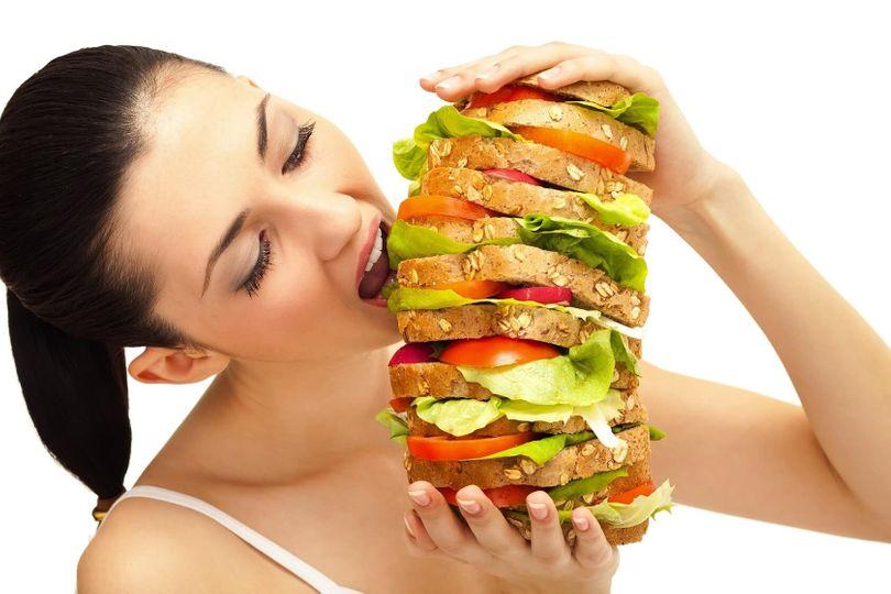 4 způsoby, jak potlačit vysoký apetit