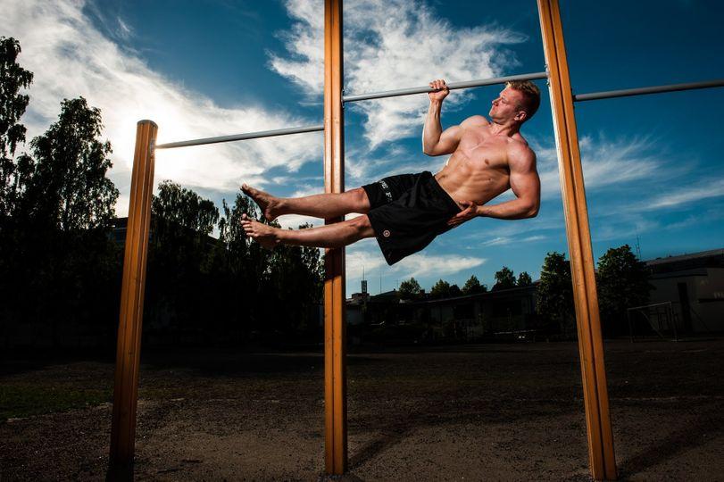 44 nejlepších cviků – Street Workout