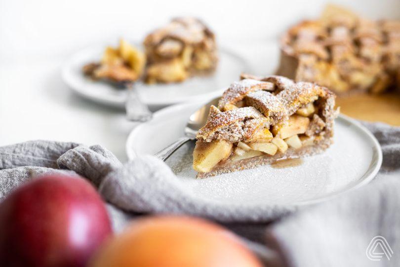 Americká klasika vo fit verzii: Apple pie s vôňou škorice a vanilky