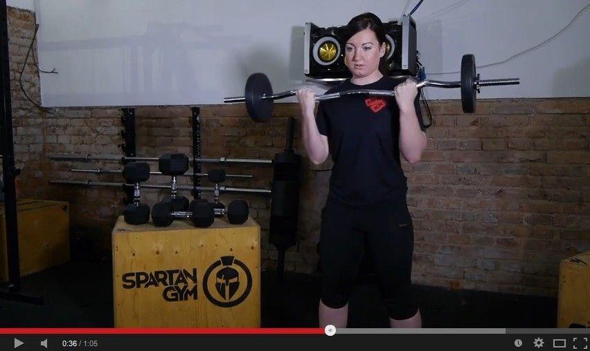 Funkční trénink - trénink bicepsu
