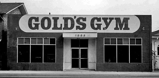 """Gold´s gym Venice - """"The Mecca"""""""