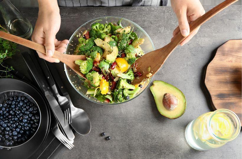 Aj šalát môže byť plnohodnotné jedlo. Vieme, ako na to!