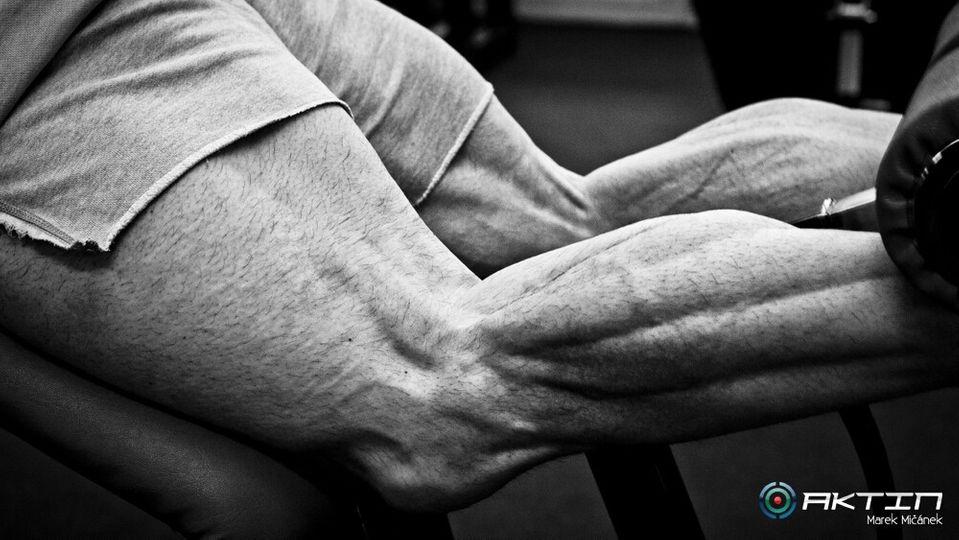 Jak budovat svaly na rostlinné stravě