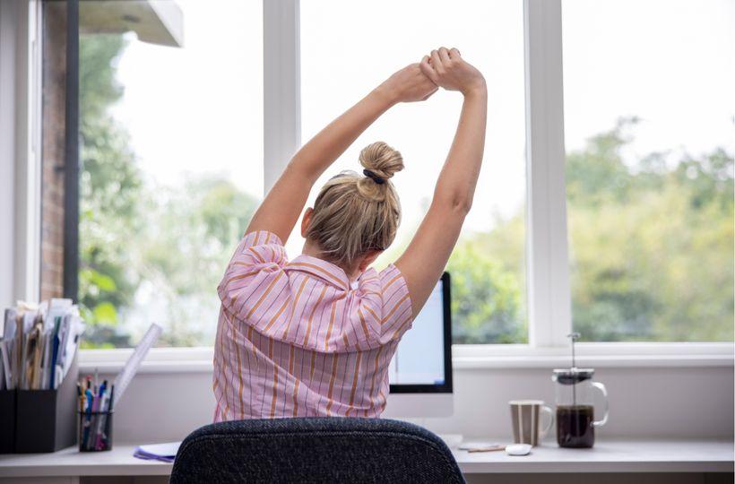 Ako najlepšie kompenzovať sedenie?