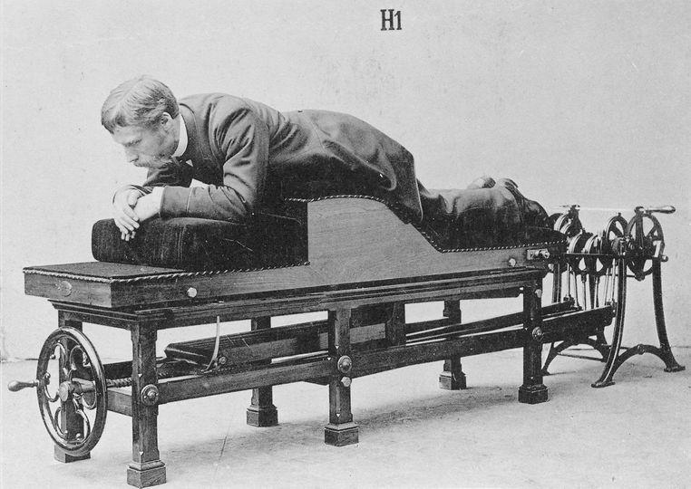 Jak se cvičilo v roce 1918