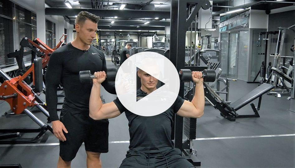 Jak si sestavit trénink? Full-body začátečníka #makamnasobe