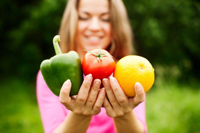 Je zdravšie ovocie alebo zelenina?