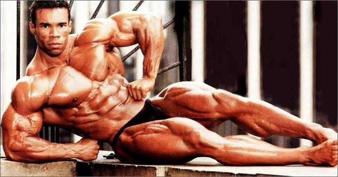 Kevin Levrone - profil