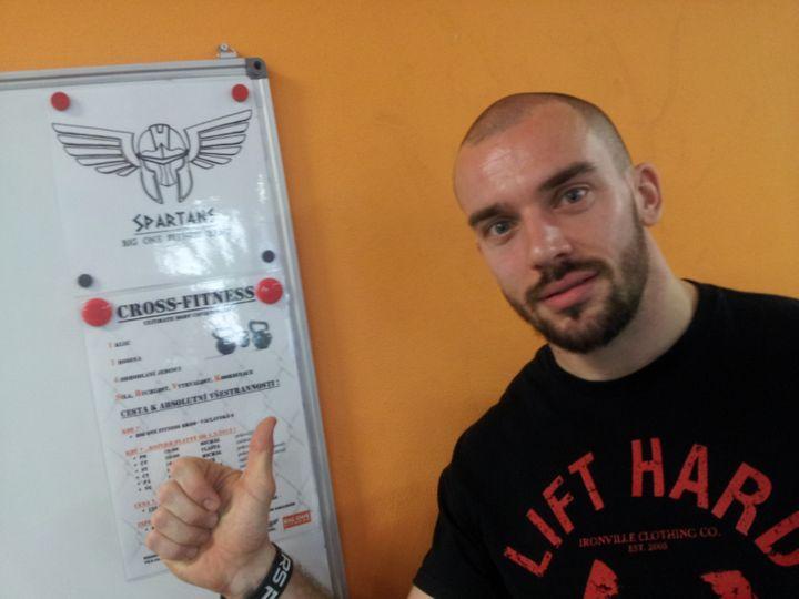 "Michal Velkov: ""chceme tým spartských bojovníků"""