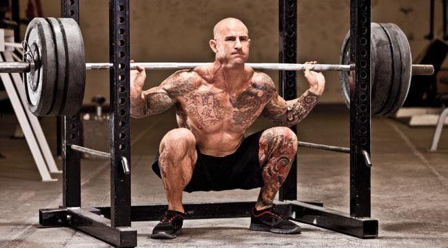 Napumpování svalů – Jim Stoppani