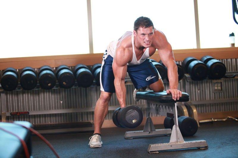 Nechybujte v silovém tréninku