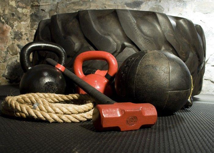 Netradiční tréninkové pomůcky