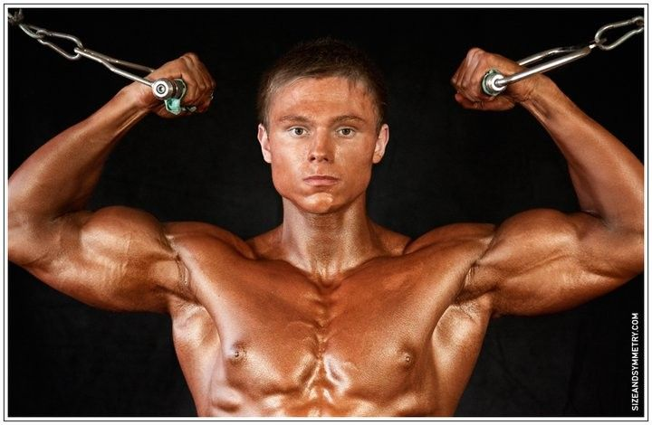 """Petr Šídlo: """"cílem je Arnold Classic"""""""
