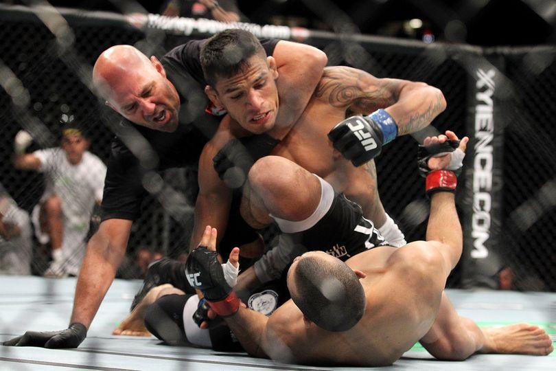 Smíšená bojová umění - MMA