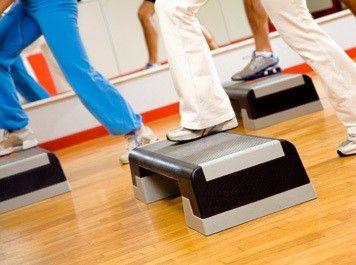 Step aerobik
