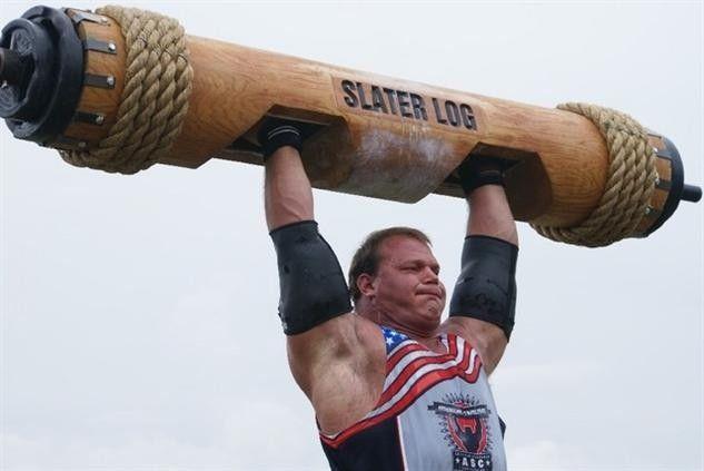 """Strongman - """"síla v disciplínách"""""""