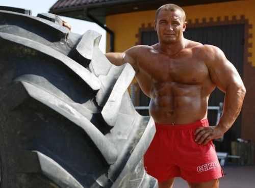 """Strongman - """"síla v osobnostech"""""""