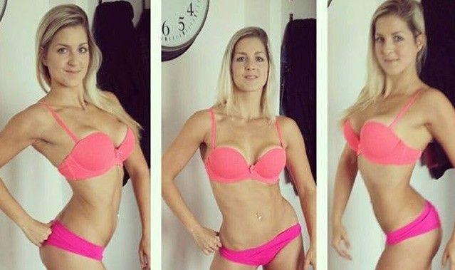 Veronika Wisiorkova - cesta k bikini fitness 1/2014