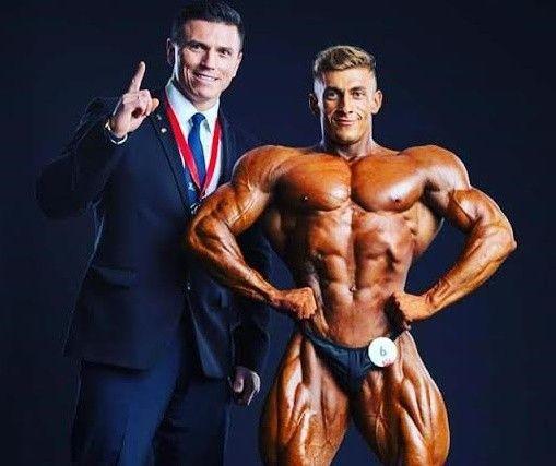 """Vladyslav Kozerenko: """"jsem velký soupeř"""""""