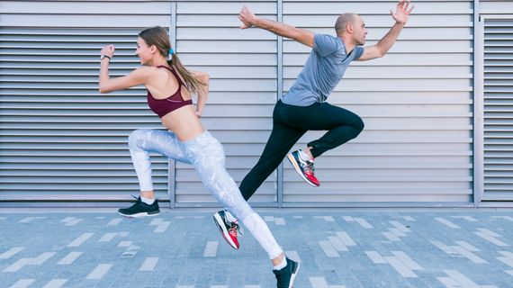 5 tipov, ako sa zlepšiť v behaní