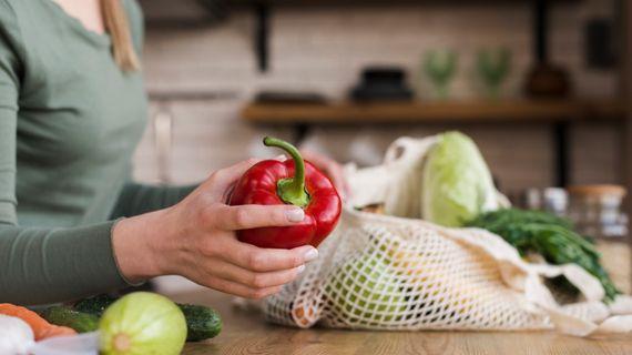 Ako znížiť uhlíkovú stopu pomocou jedálnička