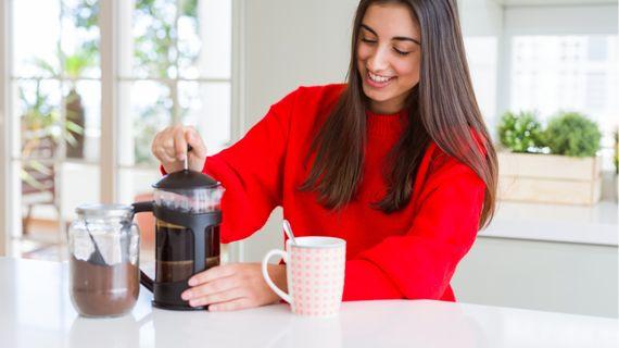 Ako pomáha kofeín chudnúť?