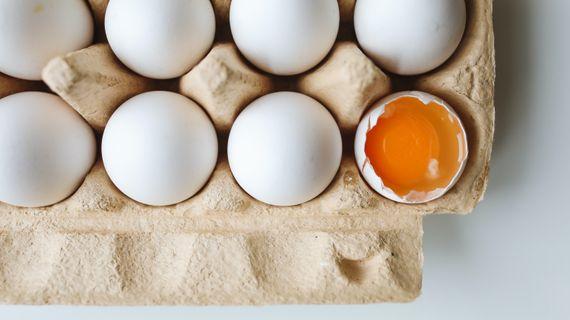 Ako si správne vybrať a skladovať vajcia