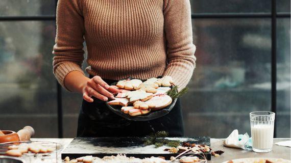 Kolik tuku můžeme reálně přibrat během svátků?