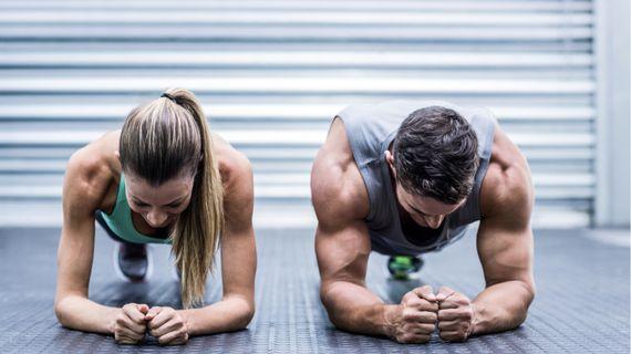 Prečo je plank skvelý cvik a ako ho správne cvičiť?