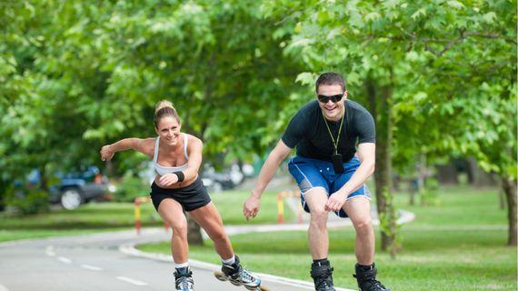 Prečo sú inline korčule skvelým letným športom