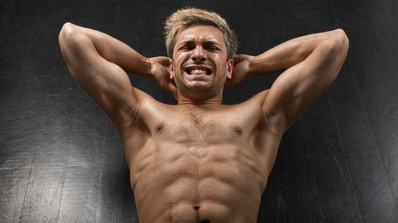 Proč nikdy nezhubnu břicho díky sklapovačkám?