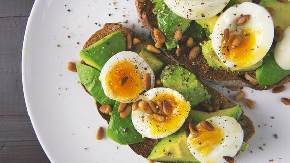 Zdravotné benefity vajec