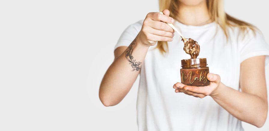 Objav jedinečnú  chuť novej limitky  Toffie Caramel