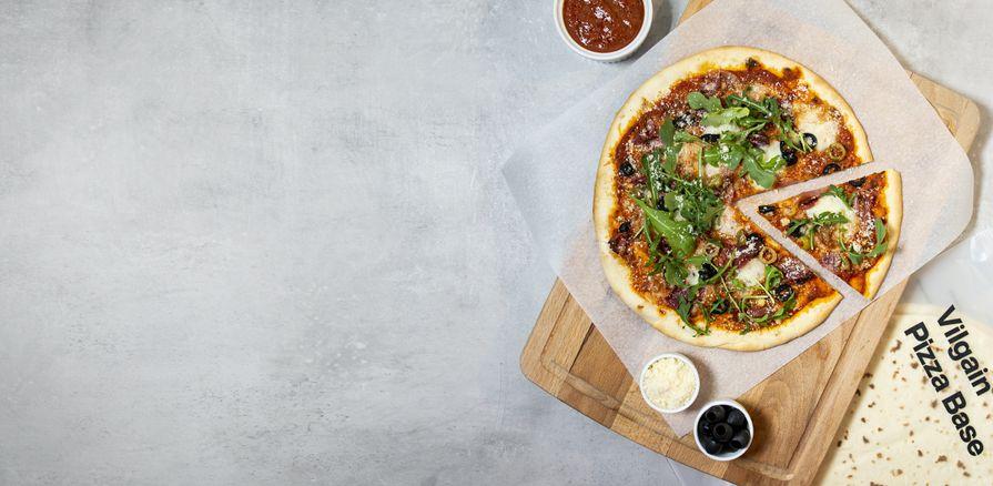 Urob si chrumkavú pizzu  s čímkoľvek chceš za 7 minút