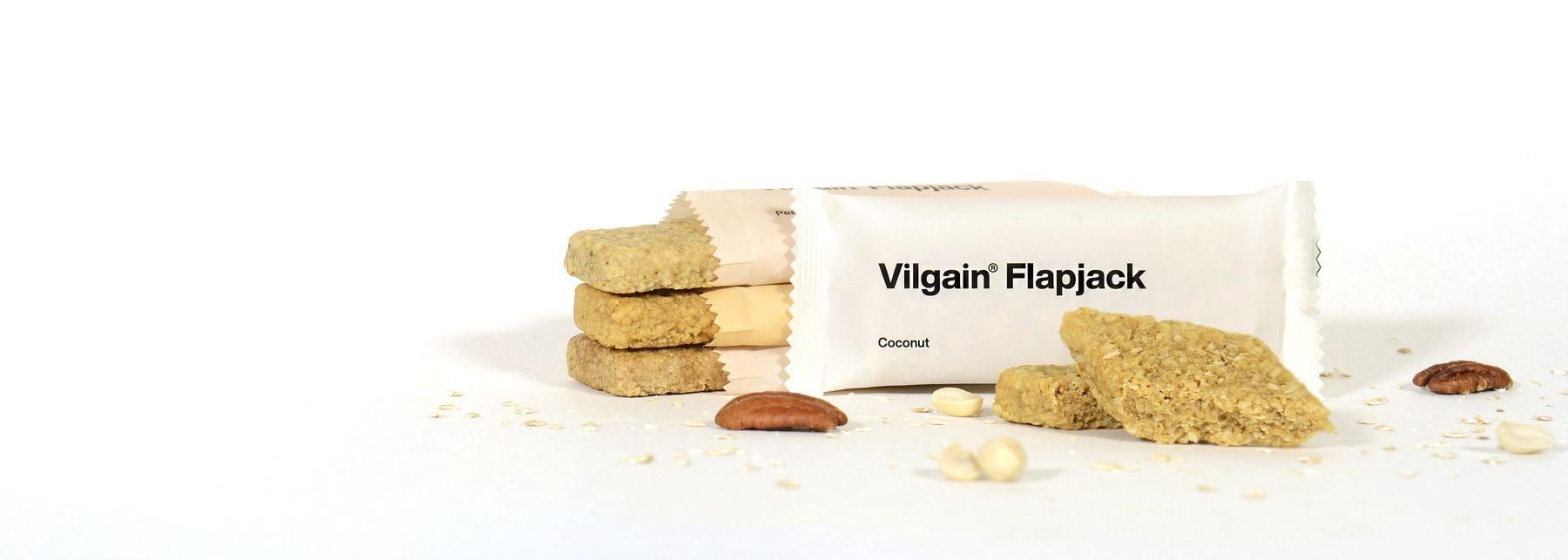 Koľko ingrediencií potrebuje  dokonalý flapjack?