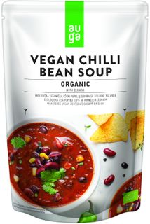 AUGA ORGANIC Fazuľová polievka s chilli