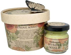Krušnohorská lázeňská kosmetika Karlovarské tekvicové maslo