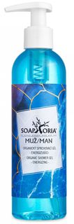 Soaphoria Sprchový gél Muž