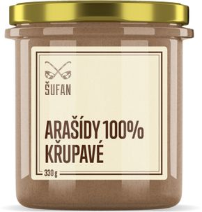 Šufan Arašidové maslo 100%