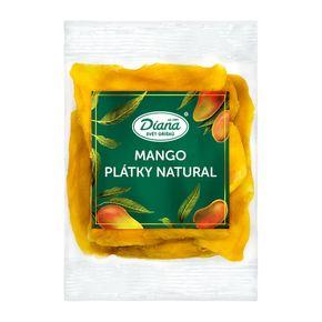 Diana Sušené mango plátky natural