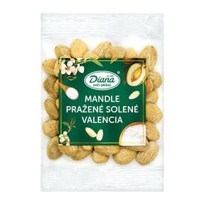 Diana Mandle pražené solené Valencia exclusive