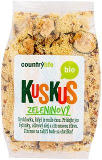 Country Life Kuskus ochutený zeleninový BIO
