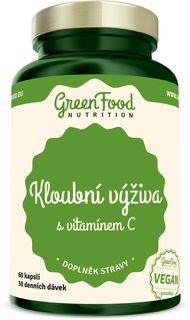 GreenFood Kĺbová výživa s vitamínom C