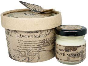 Krušnohorská lázeňská kosmetika Karlovarské kávové maslo