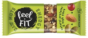 Feel FIT Raw Nuts Energy